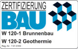 Zertifikat Bau W 120-1 / W 120-2
